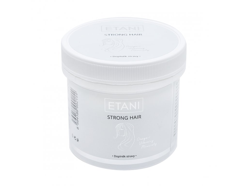 strong hair