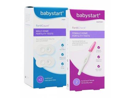 Testy plodnosti pro páry