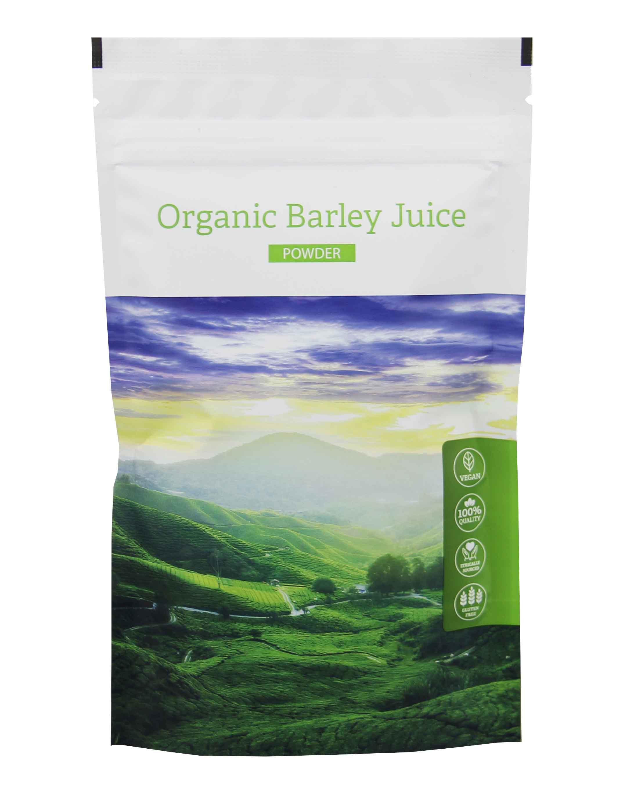 Levně Energy Organic Barley Juice Powder- mladý ječmen v prášku, 100g