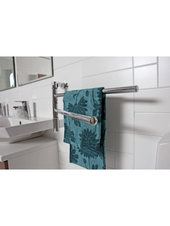 Elektrický sušák Flex I 2 ramena černý