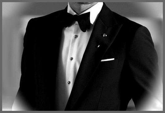 Black tie, odlište se