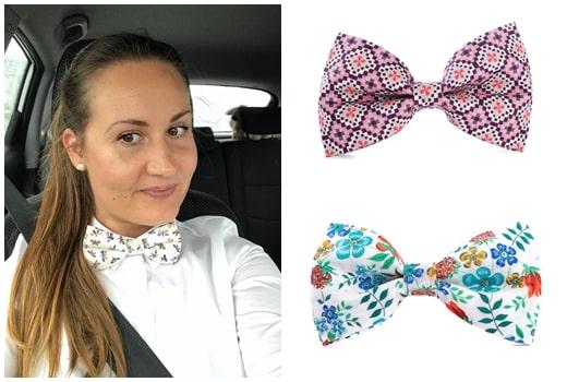 Hledáte inspiraci: Využijte návrat módního trendu motýlků pro ženy