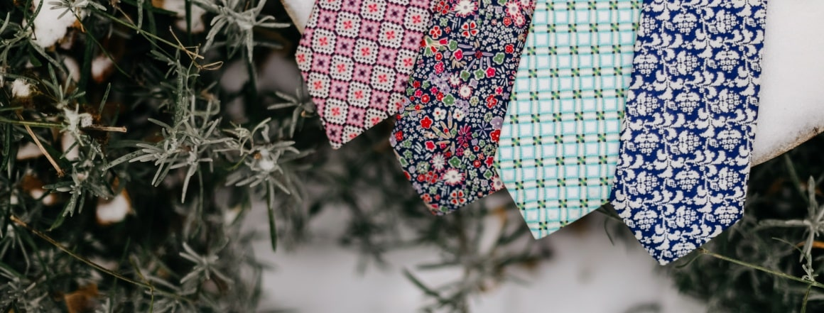 Vánoční kravaty