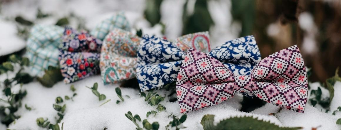 Tipy na vánoční dárky - Otto Kilian - motýlky