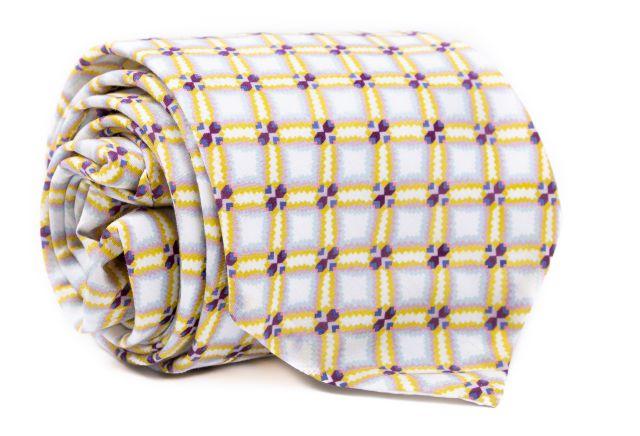 0056_zluta-a-seda-kostkovana-kravata-Paul-min