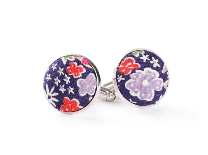 0118 tmave modre manzetove knofliky s barevnymi kvety peter otto kilian min