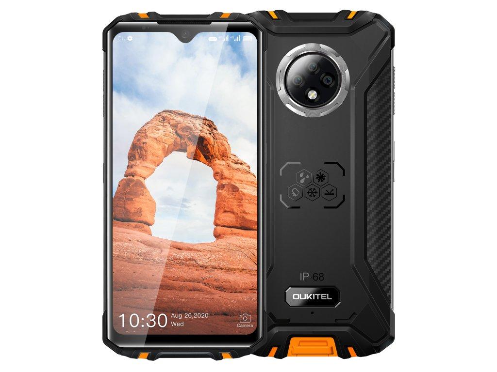 OUKITEL WP8 Pro Orange