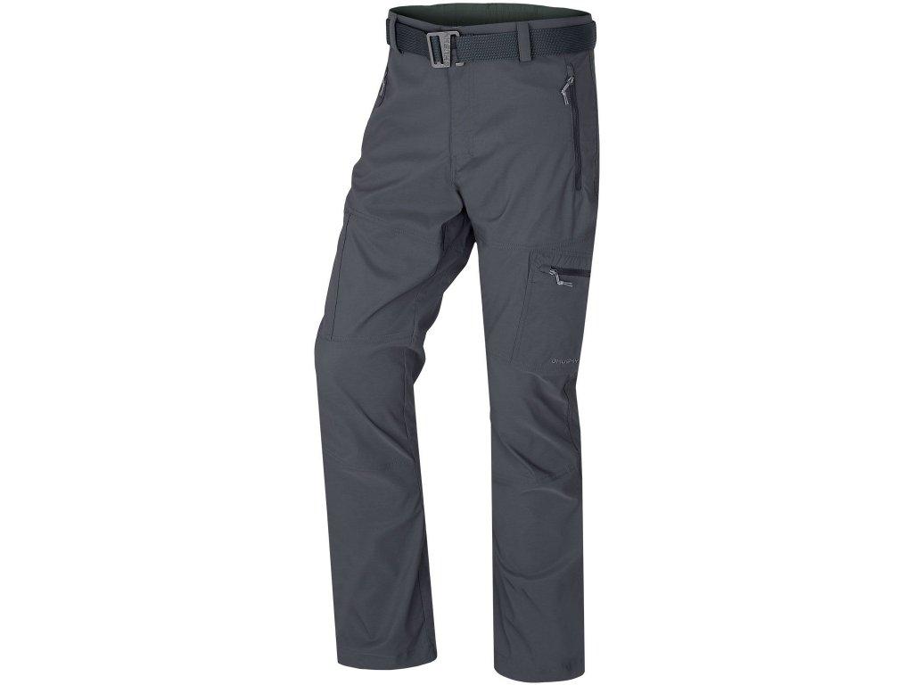Husky Outdoor kalhoty Kauby tm. šedá