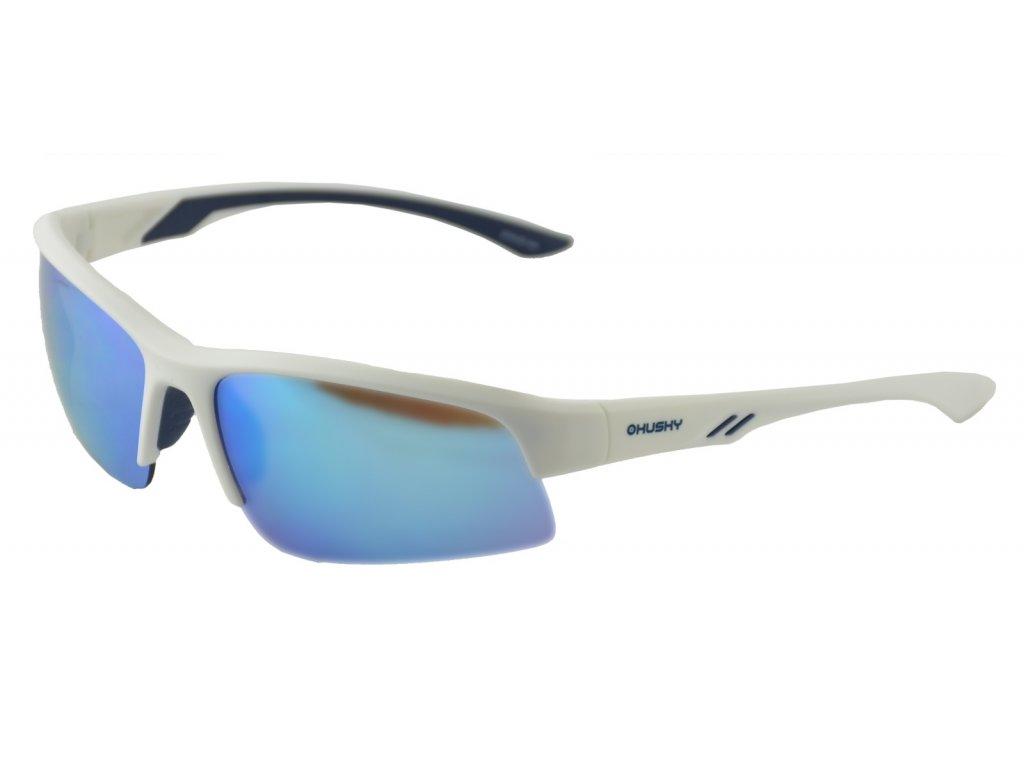 Husky Sportovní brýle Stave bílá