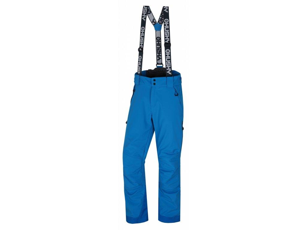 Husky Lyžařské kalhoty Galti modrá