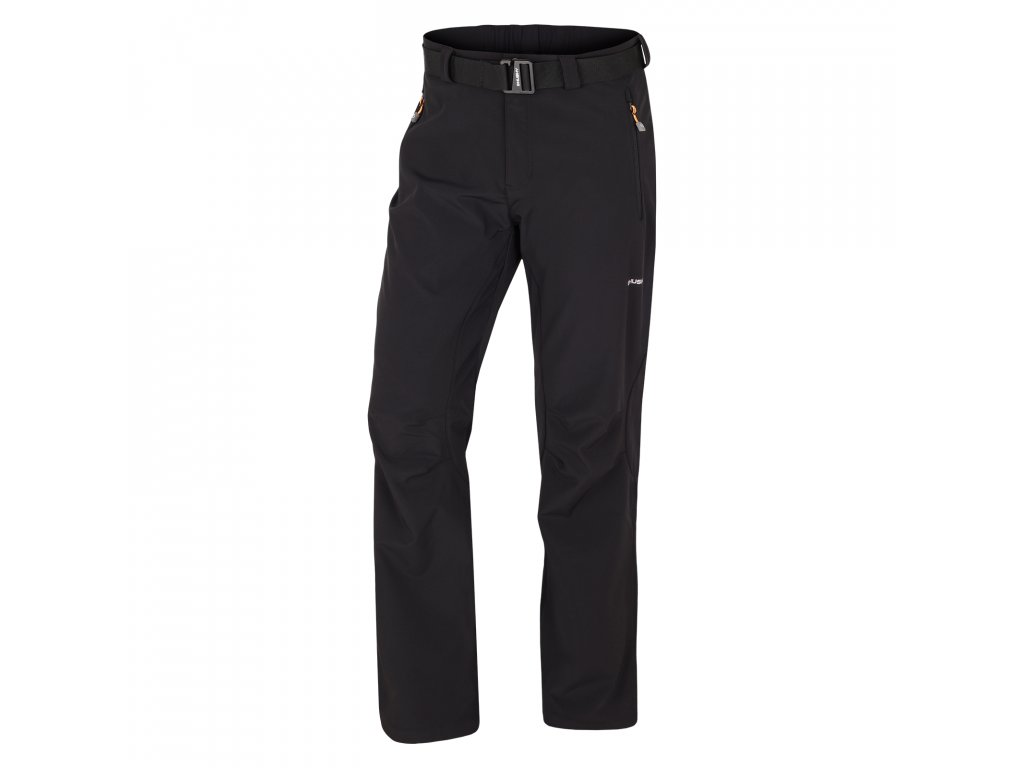 Husky Outdoor kalhoty Lastop černá