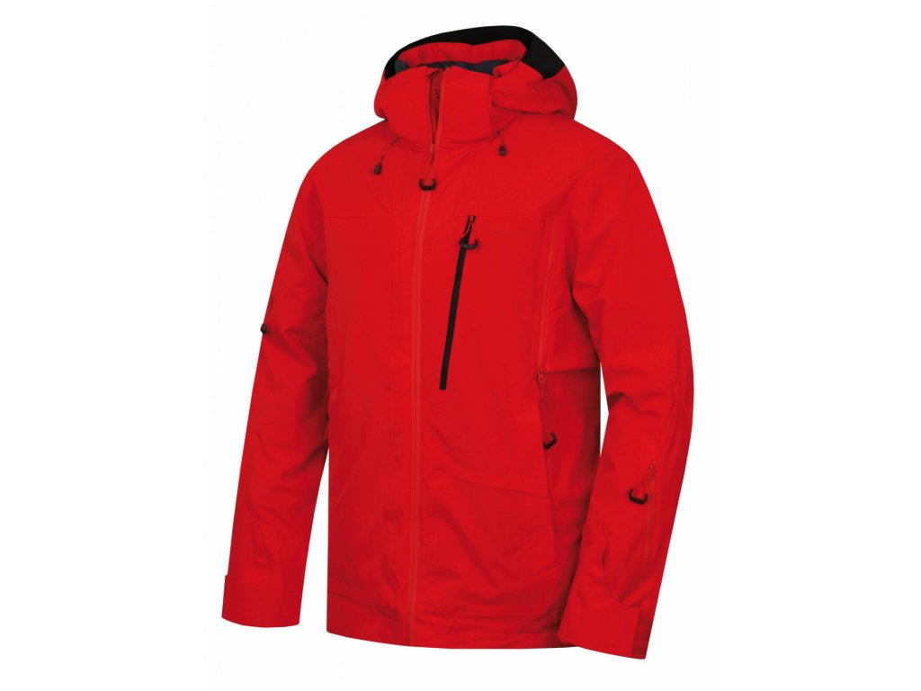 Husky Lyžařská bunda Montry červená
