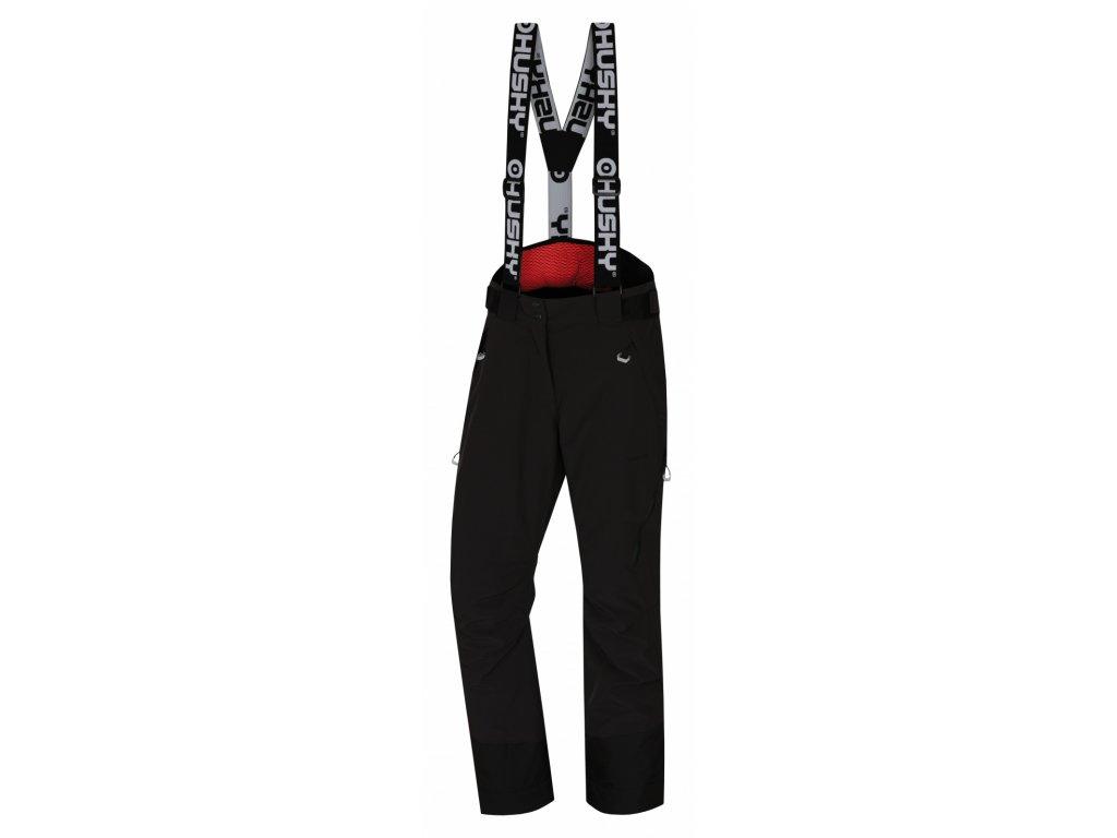 Husky Dámské lyžařské kalhoty Mitaly černá