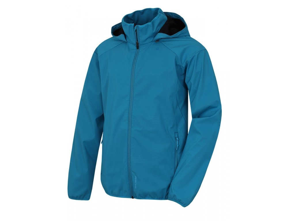 Husky Softshellová bunda Sally modrá