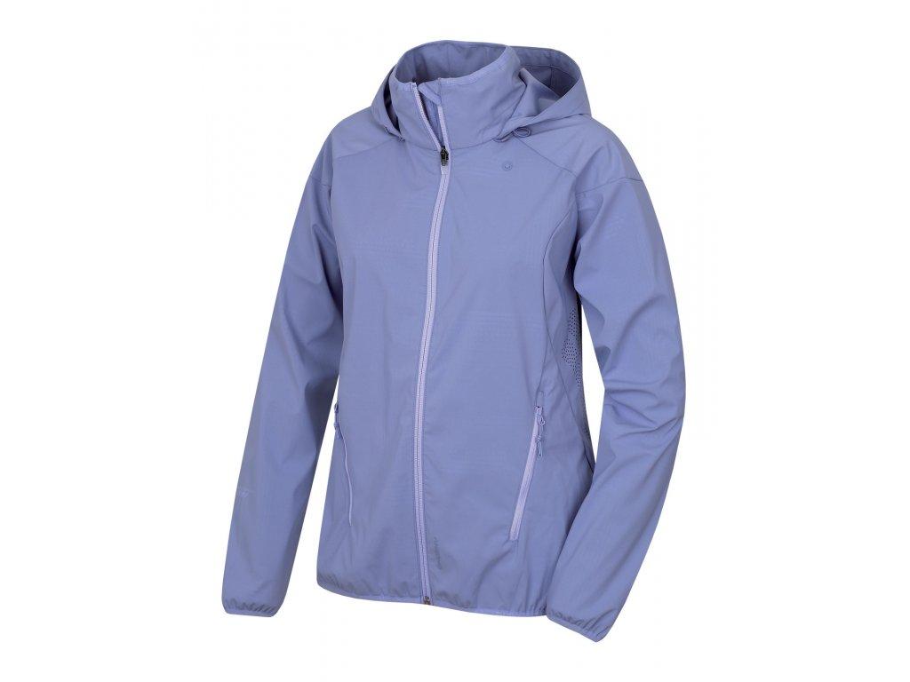 Husky Softshellová bunda Sally sv. modrofialová