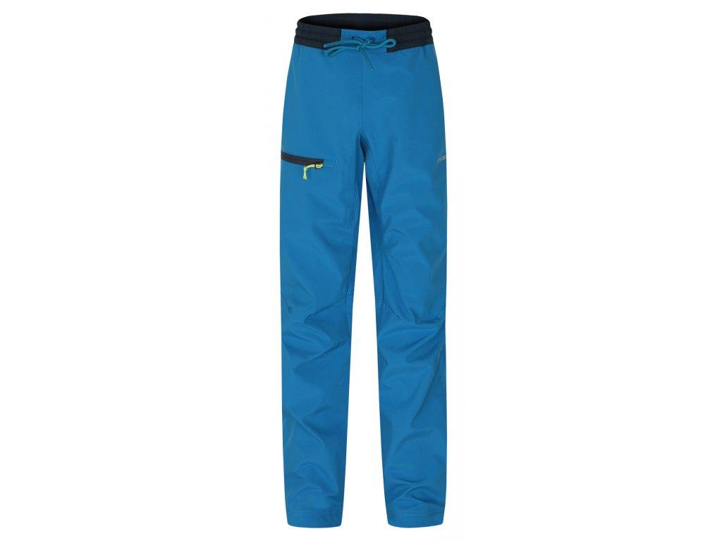 Husky Softshellové kalhoty Zane Kids modrá