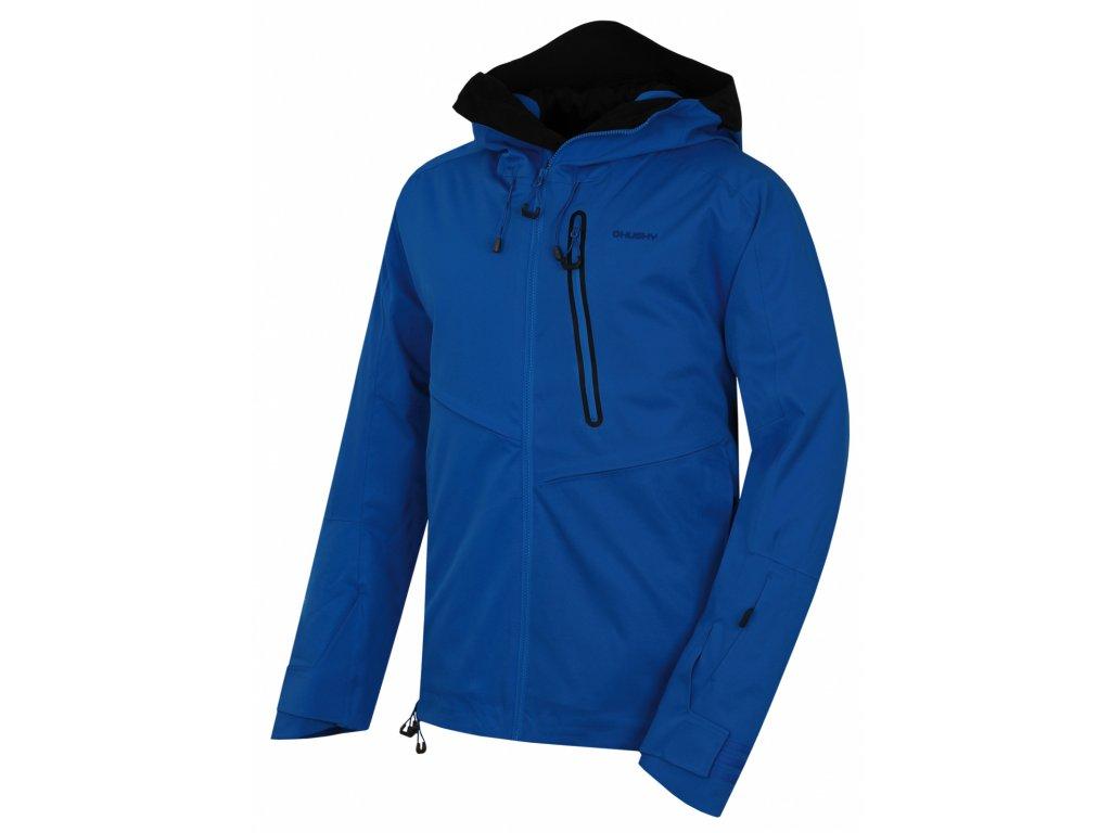 Husky Lyžařská bunda Mistral modrá