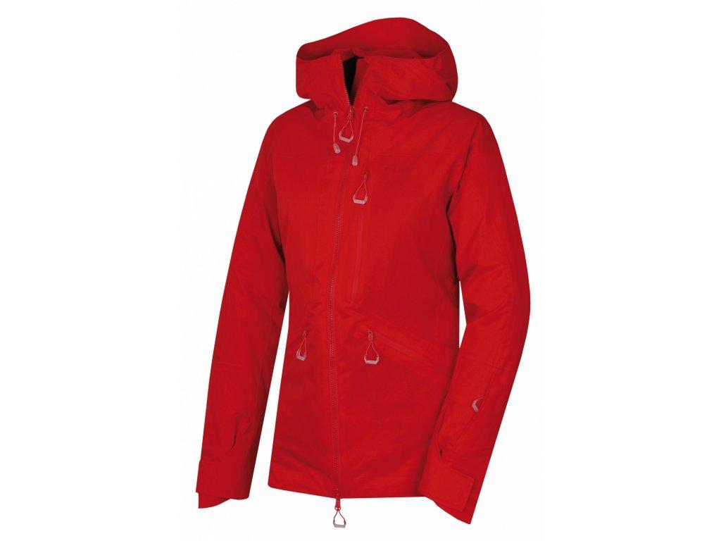 Husky Lyžařská bunda Gomez červená