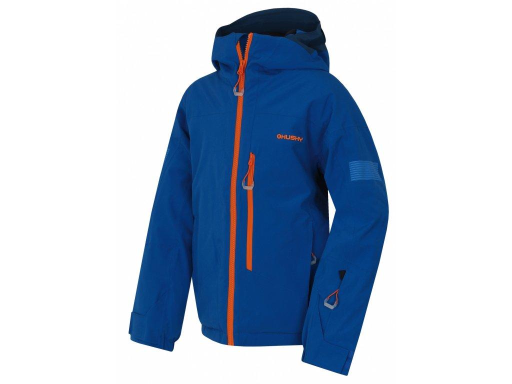 Husky Ski bunda Gomez Kids modrá