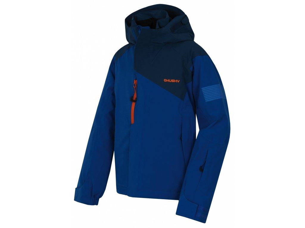 Husky Ski bunda Gonzal Kids modrá