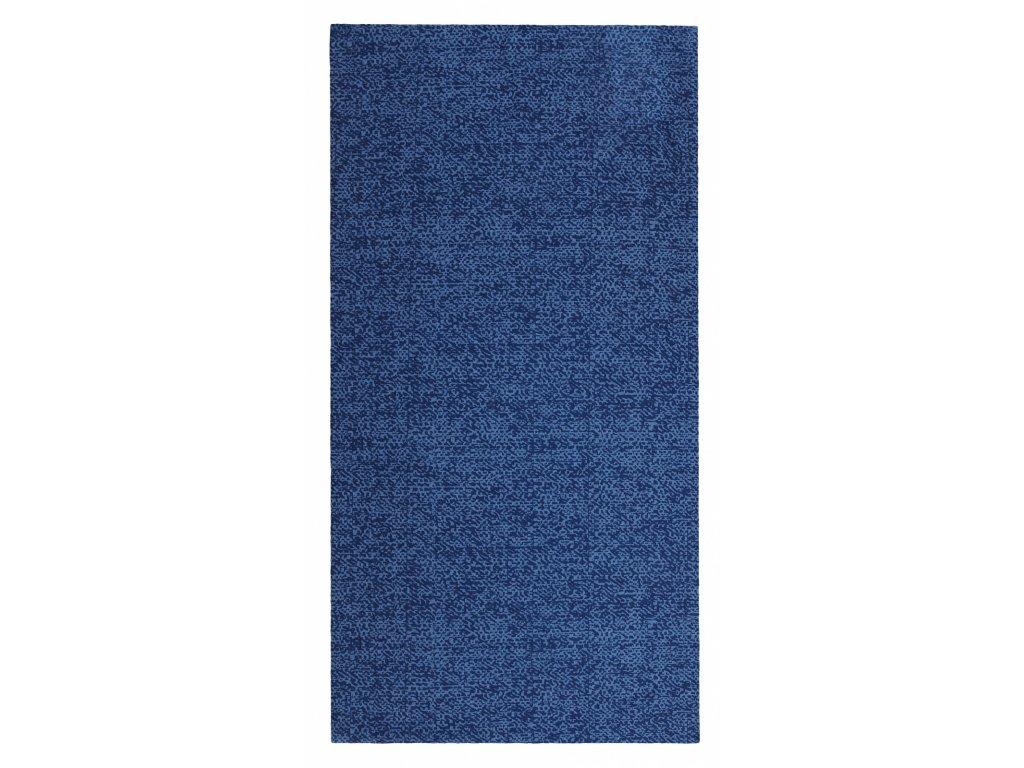 Husky multifunkční šátek Printemp dark blue