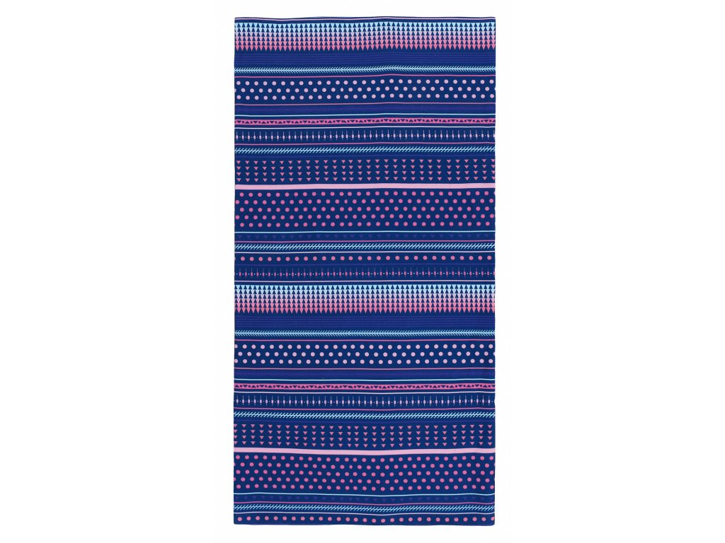 Husky Multifunkční šátek Procool dot stripes