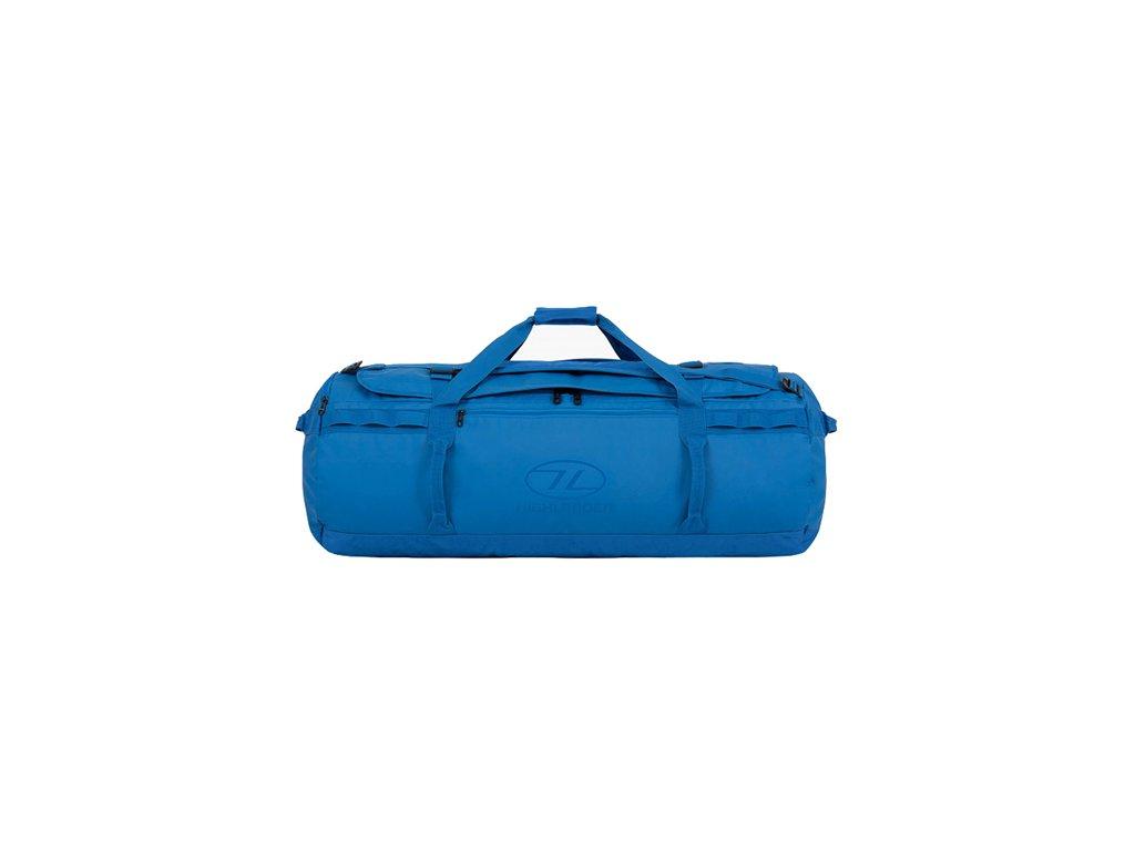 Highlander Storm Kitbag (Duffle Bag) 120 l Taška modrá