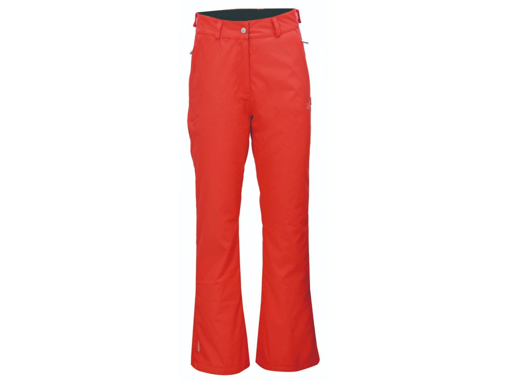 2117 TÄLLBERG - dámské zimní lyžařské/SNB kalhoty (10000 mm) - růžové