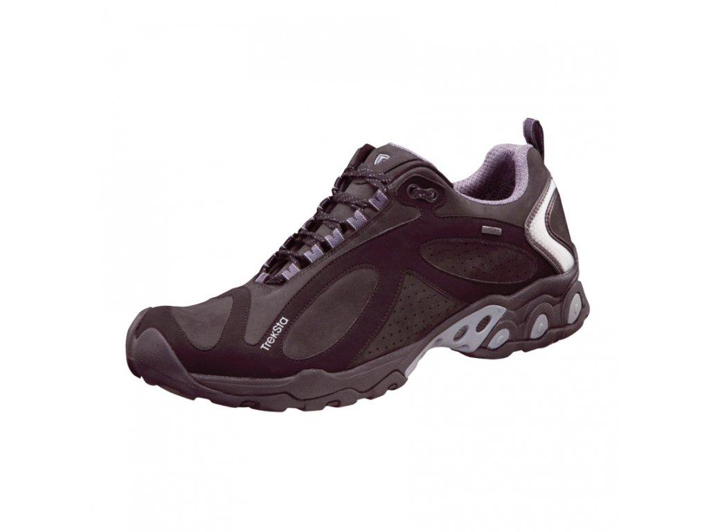 treksta evolution leather gtx black warp sport 6790