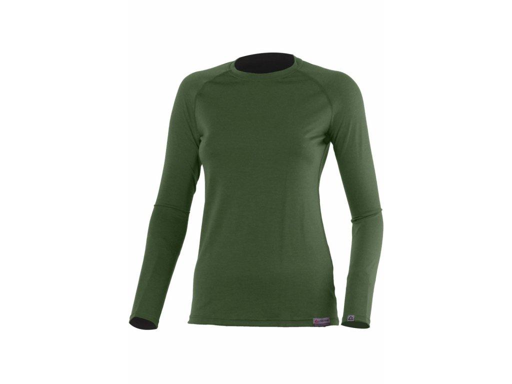 Lasting merino triko ATILA zelené