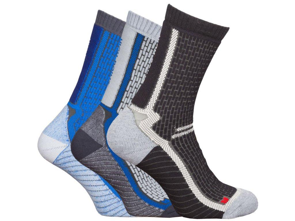 High Point Trek 3.0 Socks (3-pack)