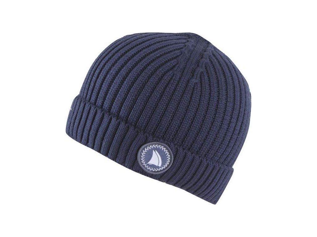 2117 Marine čepice - modrá