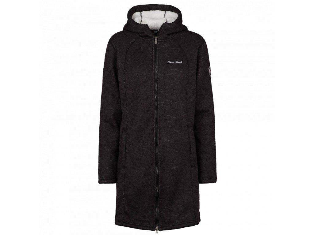 2117 TN - kabát s kapucí(fleece)