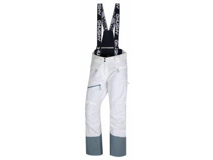 Husky Dámské lyžařské kalhoty Gilep bílá
