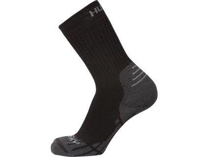 Husky Ponožky All Wool černá