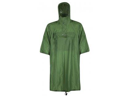 Husky pláštěnka Rainer zelená