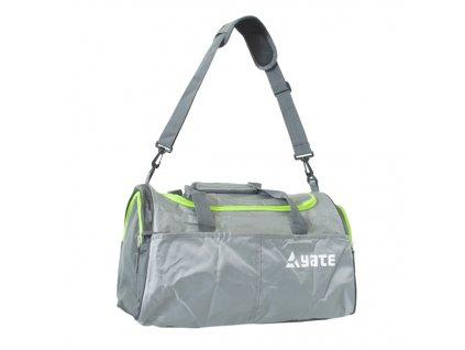 Yate Sportovní taška šedá