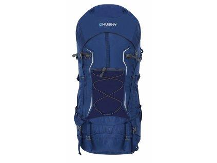 Husky Batoh Ultralight Ribon 60l modrá