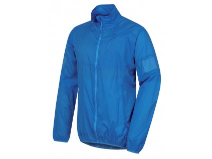 Husky Pánská ultralehká bunda Loco modrá