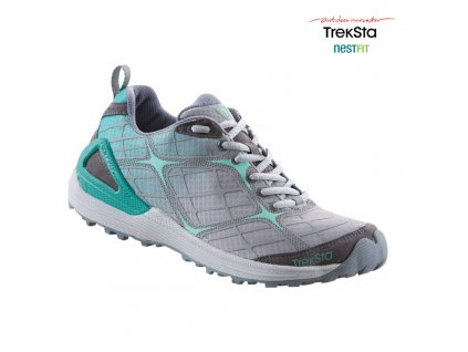 treksta alter ego woman grey teal warp sport 5710