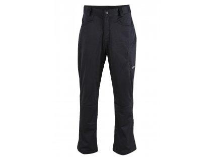 2117 BONAS - pánské softshellové kalhoty černá