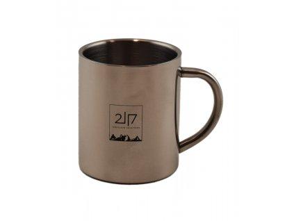 2117 2117 Hrnek - dvoustěnný 280 ml