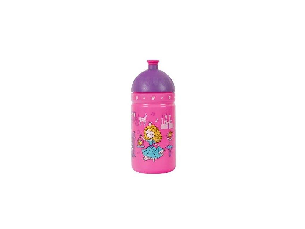 Zdravá láhev Svět princezen 0,5 l