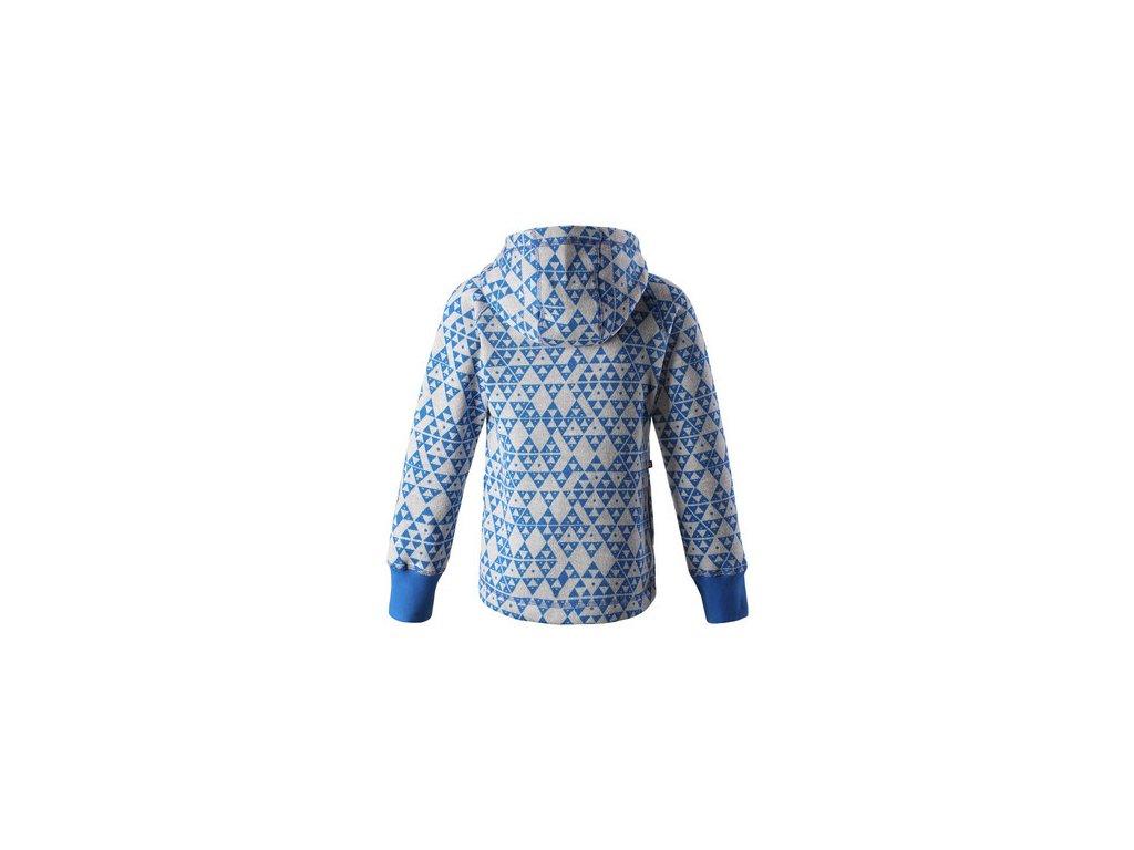 bc801a8e6b6 Dětská fleecová mikina Reima Northern blue · Kvalitní dětská hřejivá jarní  fleecová mikina Reima Northern - blue v modré barvě ...