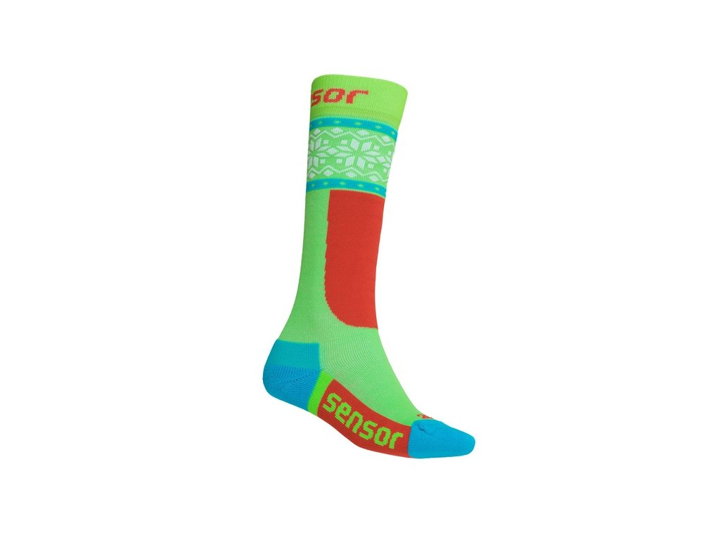 Kvalitní dětské vlněné lyžařské ponožky LEGO® Wear Aiden 772 v růžové barvě   c0545d9c06