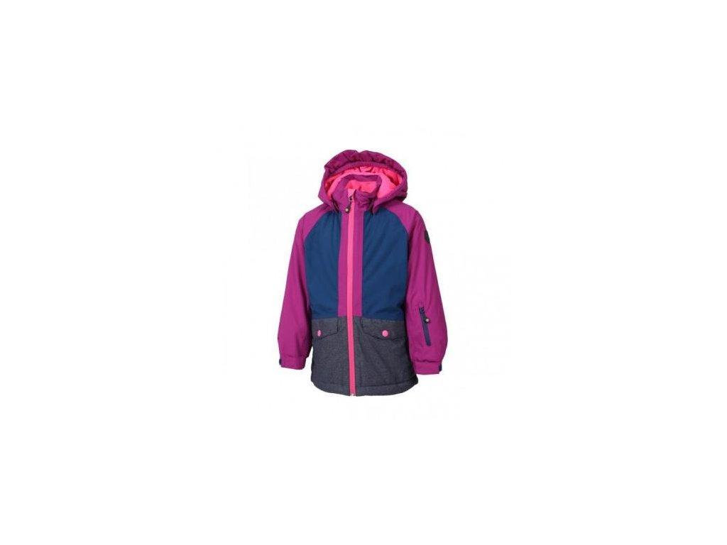 Kvalitní dětské teplé a příjemné funkční prádlo Sensor Double Face set  Bears v barvě magenta  99813ec74c