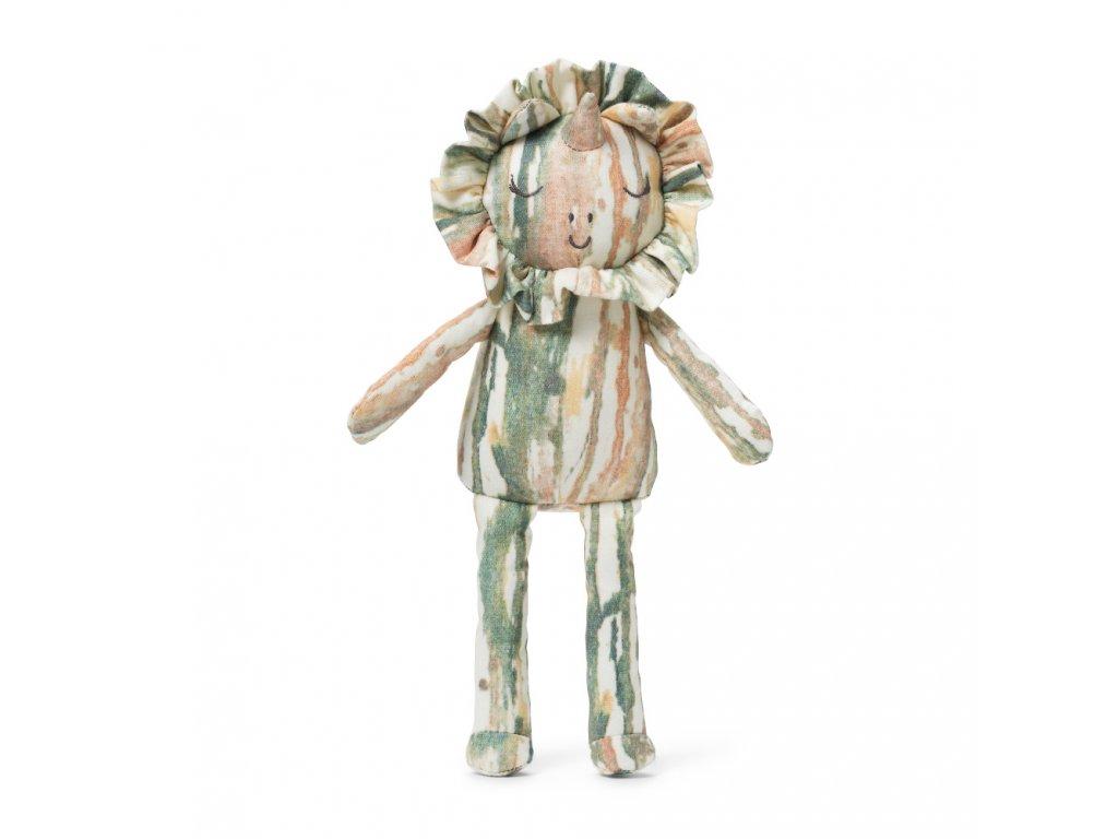 Kvalitní dětská látková hračka ve tvaru ptáčka Elodie Details - Unicorn James