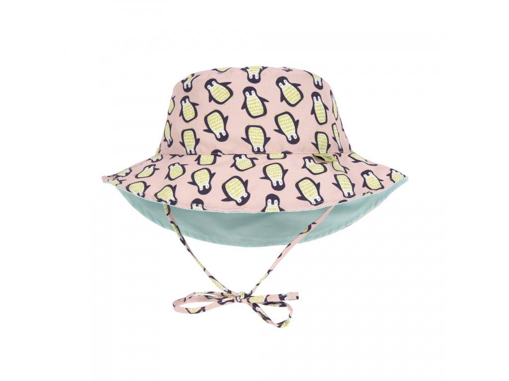 Lassig Sun Bucket Hat Penguin peach