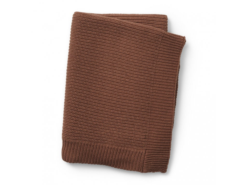 burned clay wool knitted blanket elodie details 30300104155NA 1 1000px