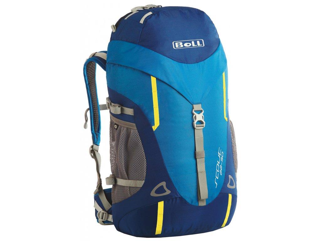 Dětský batoh Boll Scout 24-30 L dutch blue